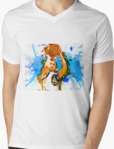 Jumper Mens V-Neck T-Shirt