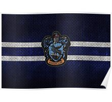 Ravenclaw Knitted Poster