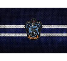 Ravenclaw Knitted Photographic Print