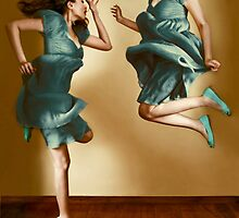 Out of sync by Vanessa Ho