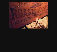 Trade Mark Roasted Coffee Womens Fitted T-Shirt