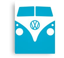 VW Bus Canvas Print