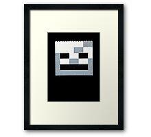Scull Framed Print