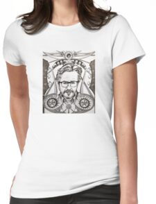 Marc Maron: WTF Womens Fitted T-Shirt