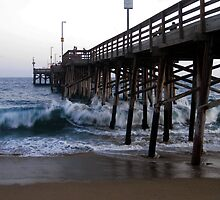 Newport Crashing by stephanielim