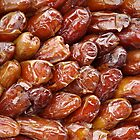 Food - dried dates by Marjolein Katsma