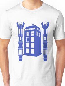 Tardis & Sonic Screwdrivers Unisex T-Shirt
