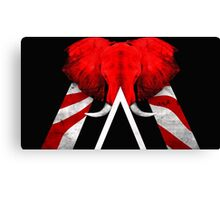 Seven Nation Canvas Print