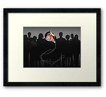 Romney Vision Framed Print