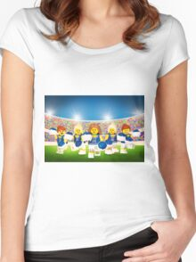 Hip Hip Hooray! Women's Fitted Scoop T-Shirt