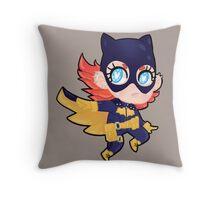 Dc Comics || Barbara Gordon/Batgirl Throw Pillow