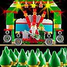 Rockin Santa by Addison