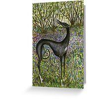 A Sense of Spring Greeting Card