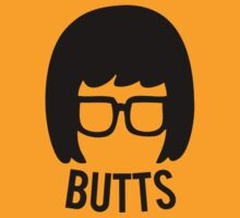 Tina Belcher (BUTTS) T-Shirt