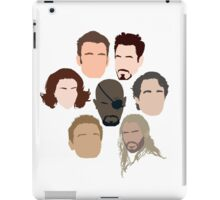Avengers iPad Case/Skin
