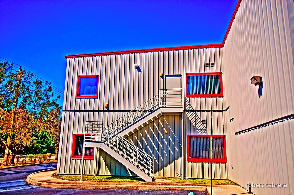 Metal Building by robert cabrera