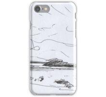 SAVARY ISLAND BC (C JULY 11 2009) iPhone Case/Skin