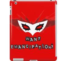 Persona 5 Emancipation Mask iPad Case/Skin