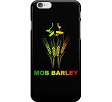 Mob Barley Parody iPhone Case/Skin