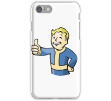 Vault Boy Thumbs Up! iPhone Case/Skin