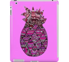 Pineapple: Purple/Pink iPad Case/Skin