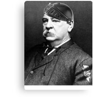 Super Grover Cleveland Canvas Print