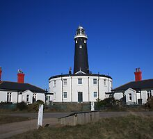 Dungeness Old Lighthouse by Dave Godden