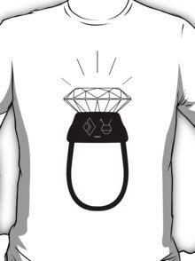 Love The Rock (Black)  T-Shirt