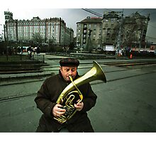 The Moscow Square Photographic Print