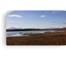 A Beautiful Vista Canvas Print