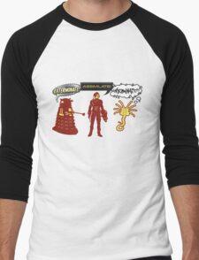 Exterminate, Assimilate, Inseminate! Men's Baseball ¾ T-Shirt