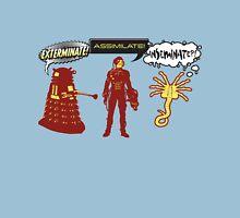 Exterminate, Assimilate, Inseminate! T-Shirt