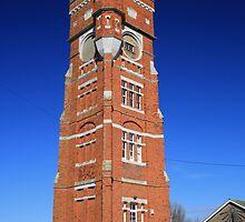 Littlestone Water Tower by Dave Godden