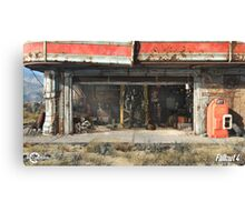 Fallout 4 Poster Canvas Print