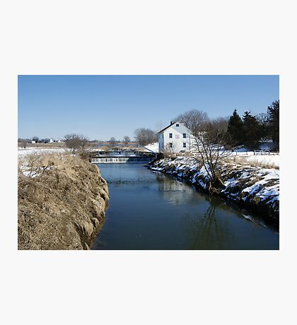The Appel Mill Photographic Print
