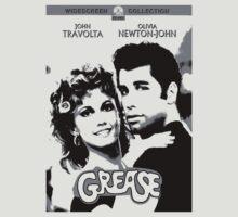 Grease DVD T Shirt by kmercury