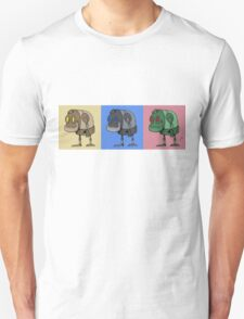 Three Little Robots T-Shirt