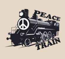 Cat Stevens - Peace Train is coming by bleedart