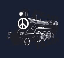 Cat Stevens - Peace Train is coming One Piece - Long Sleeve