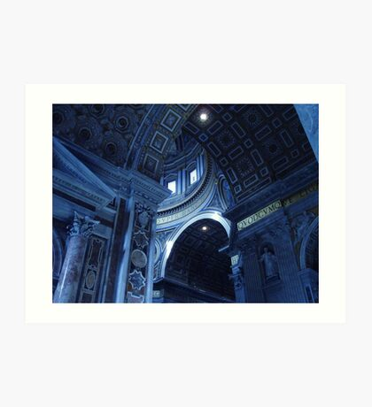 St. Peters Art Print