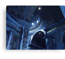 St. Peters Canvas Print