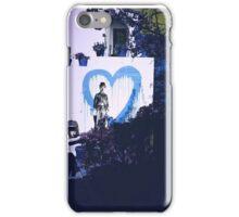Chaplin Heart iPhone Case/Skin