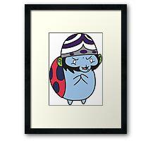 Catbug Mojojojo Framed Print