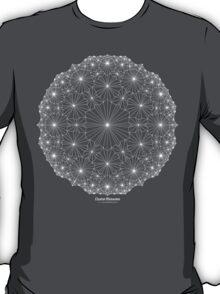Cluster Blossoms [white design] T-Shirt