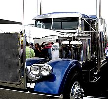 Trucker's Favortie Color Is Chrome by Tiffany Rach