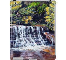 Cascades, Blue Mountains iPad Case/Skin
