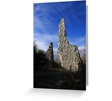 Eastbridge Church, Romney Marsh, Kent Greeting Card
