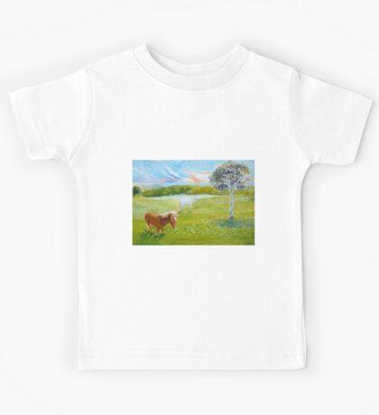 Serenity in the Field Kids Tee