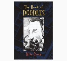 """The Book of Doodles"" cover by Mike Cressy"