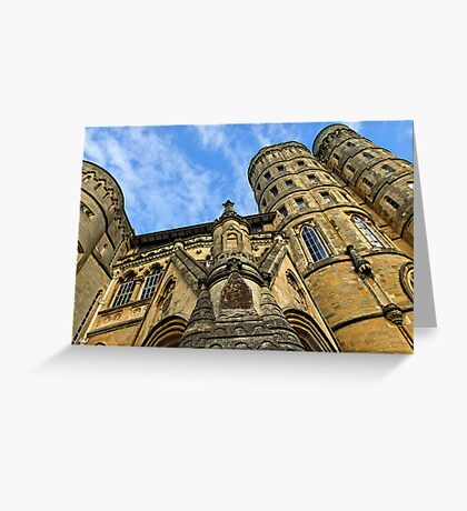 Old College, Aberystwyth University Greeting Card
